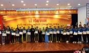 Lễ tôn vinh Tuổi trẻ cống hiến vì cộng đồng