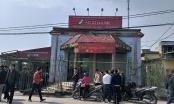 Thái Bình: Táo tợn cướp ngân hàng giữa thanh thiên bạch nhật