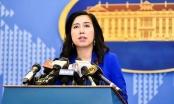 Bộ Ngoại giao nói về phát biểu Thượng đỉnh Mỹ - Triều diễn ra ở Việt Nam