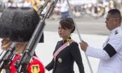 Vua Thái Lan phản đối chị gái tranh cử thủ tướng