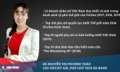 Thành tựu đột phá của các bóng hồng doanh nhân Việt được thế giới vinh danh