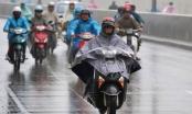 Dự báo thời tiết ngày 4/4: Hà Nội trời âm u kèm theo mưa lớn kéo dài