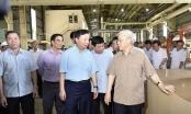 Tổng Bí thư, Chủ tịch nước: Kiên Giang cần đưa công nghiệp vào hỗ trợ phát triển nông, ngư nghiệp