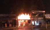 Cháy cửa hàng xe đạp điện, 3 người trong một gia đình tử vong