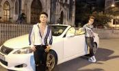 Ca sĩ Du Thiên song hành cùng ca sĩ Minh Vương trong MV mới