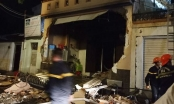 Ngôi nhà 3 tầng phát nổ, chồng tử vong sau cuộc điện thoại với vợ