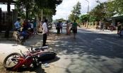 Bất cẩn khi tham gia giao thông, người phụ nữ chết thảm dưới bánh xe tải