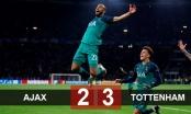 Đánh bại Ajax, Tottenham bước vào chung kết