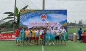 Báo Pháp luật Việt Nam vô địch giải bóng đá do Tổng cục Phòng chống thiên tai tổ chức