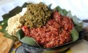 Lạ lùng món thịt sống khoái khẩu tại Ethiopia