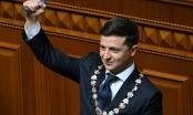 Ukraine có Tổng thống mới