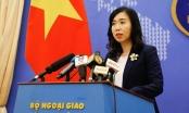 Việt Nam trao đổi với Singapore về phát biểu của Thủ tướng Lý Hiển Long