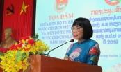 Thứ trưởng Đặng Hoàng Oanh: Đoàn Thanh niên là sợi dây thắt chặt hơn nữa tình đoàn kết 2 nước Việt – Lào