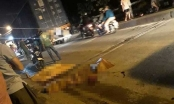 Tài xế container điều khiển xe bỏ chạy sau khi cán chết bé gái 6 tuổi