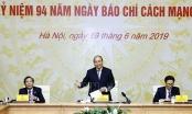 Thủ tướng Nguyễn Xuân Phúc: Báo chí cách mạng phải vì lợi ích cộng đồng, đất nước