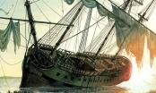 Bí mật kho báu của Râu Đen - tên cướp biển khét tiếng bậc nhất lịch sử