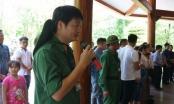 Người truyền lửa lịch sử ở Ngã ba Đồng Lộc