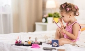 Mỗi năm Mỹ có 4.300 trẻ em nhập viện vì mỹ phẩm