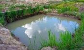Nghệ An: Ngã xuống hố chôn cột điện, bé trai đuối nước thương tâm