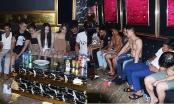 Đột kích quán karaoke, phát hiện 20 dân chơi đang sử dụng ma túy