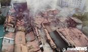 Báo cáo nhanh về vụ cháy tại Công ty Bóng đèn phích nước Rạng Đông