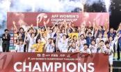Đội tuyển bóng đá nữ Việt Nam vô địch Đông Nam Á… trong cô đơn