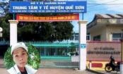 Khởi tố đối tượng đâm chết bảo vệ bệnh viện ở Quảng Nam