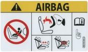 Những điều cấm kị với xe có trang bị túi khí