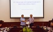 Trao Quyết định nghỉ hưu cho Phó Tổng Biên tập thường trực Báo Pháp luật Việt Nam