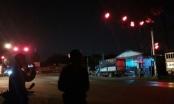 Dừng đèn đỏ, hai đối tượng nghiện ma túy phá nóc xe đặc chủng bỏ trốn
