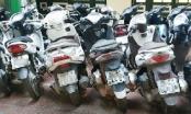 Triệt phá đường dây trộm cắp và tiêu thụ xe gian sang nước ngoài
