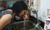 Hà Nội: Người dân lo lắng khi nước máy có mùi hôi và mùi hóa chất
