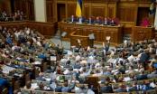 Ukraine thông qua luật xử lý... nghị sỹ lười đi họp