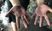 Ai chịu trách nhiệm vụ 'nước sạch sông Đà' nhiễm dầu?