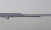 Tàu chở gần 300 container với 8.000 tấn hàng bị chìm trên sông Long Tàu
