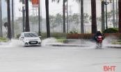 Khẩn trương triển khai ứng phó đợt mưa rất to ở Hà Tĩnh