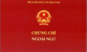 Bộ Giáo dục - Đào tạo chính thức bãi bỏ quy định về chứng chỉ ngoại ngữ