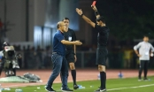 Thầy Park trở thành HLV đầu tiên nhận thẻ đỏ trong lịch sử SEA Games