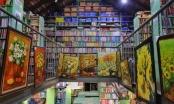 Chuyện ít biết về nhà sách cổ kính, độc đáo nhất Hà Nội