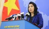 Việt Nam xác minh tin tàu Trung Quốc vào Biển Đông sau khi rời đảo Indonesia