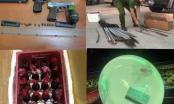 Công an Bình Dương vận động người dân giao nộp vũ khí, vật liệu nổ