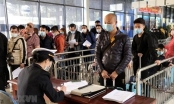 Không đưa lao động trở về Việt Nam quá cảnh tại Trung Quốc