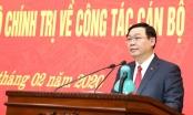 Những lời đầu tiên của tân Bí thư TP Hà Nội