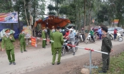 Vĩnh Phúc: Đã có 192 người ở Sơn Lôi rời khỏi nơi cư trú trước khi bị cách ly hoàn toàn