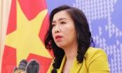 Bộ Ngoại giao lên tiếng về việc tàu sân bay Hoa Kỳ thăm cảng Tiên Sa