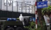 Hà Nội: Triển khai tiêu độc khử trùng phố Trúc Bạch