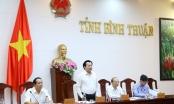 Bình Thuận nhanh chóng triển khai công tác phòng chống dịch Covid-19 khi phát hiện ca nhiễm đầu tiên