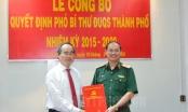 Thiếu tướng Nguyễn Văn Nam được chỉ định làm Phó Bí thư Đảng ủy Quân sự TP HCM
