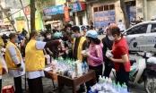 Tiếp tục mở rộng cấp phát miễn phí khẩu trang, vật phẩm y tế trên địa bàn Hà Nội