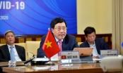 Việt Nam cam kết phối hợp với quốc tế đẩy lùi dịch bệnh